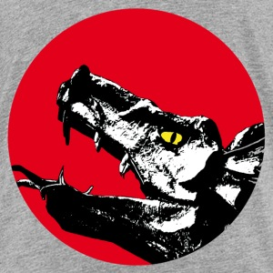dragon / dragon head Shirts - Teenage Premium T-Shirt
