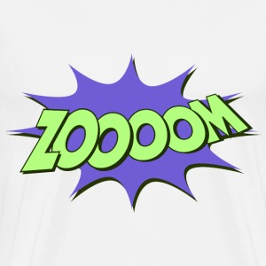 Zoom T-Shirts - Men's Premium T-Shirt