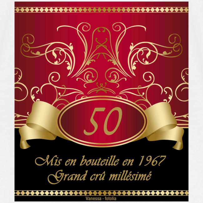 Grand cru 50 ans