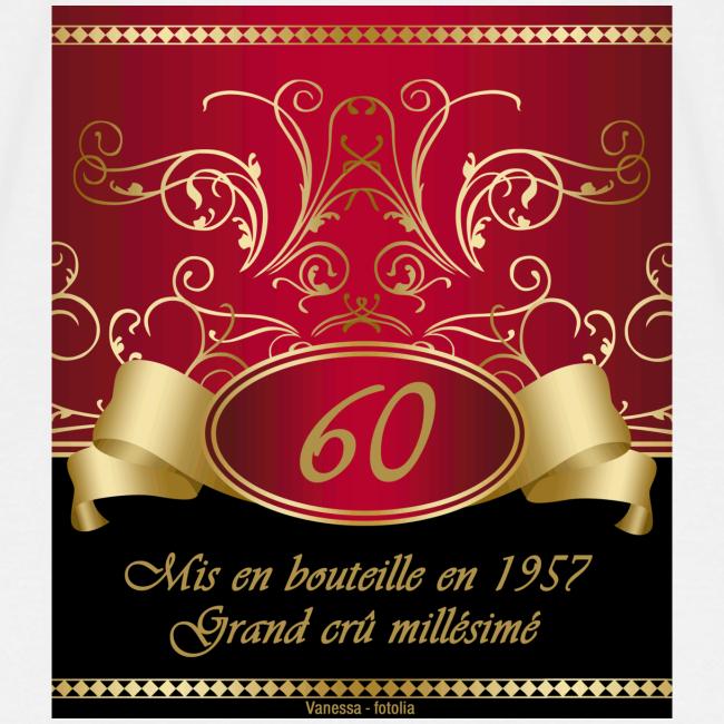 Grand cru 60 ans