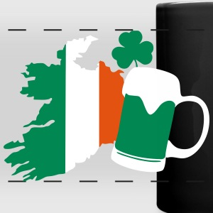 Irland, irish beer, St Patricks Day Mugs & Drinkware - Full Color Panoramic Mug