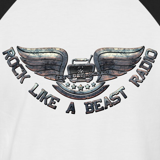 I Rock Like A Beast (Backprint)