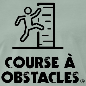 Course à obstacles - T-shirt Premium Homme