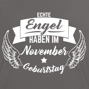 NOVEMBER GEBURTSTAG ENGEL T-Shirts - Frauen Kontrast-T-Shirt