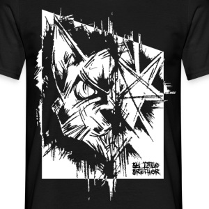 Cat 666 By Lpb - T-shirt Homme