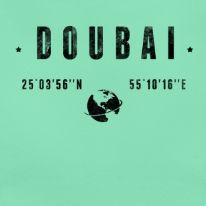 Doubai T-Shirts - Frauen T-Shirt