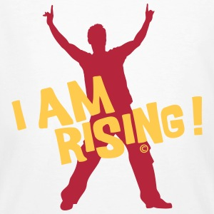 I am rising - Men's Shirt Bio - Männer Bio-T-Shirt