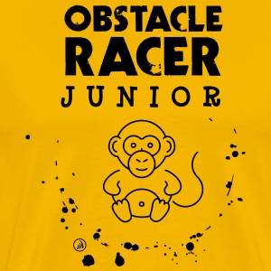 Obstacle racer Junior - T-shirt Premium Homme