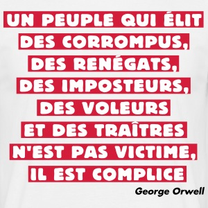 George Orwell Tee shirts - T-shirt Homme