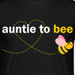 Auntie To Bee T-Shirts - Men's T-Shirt