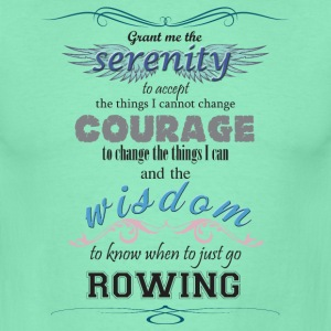 Serenity, Courage, Wisdom - Men's T-Shirt