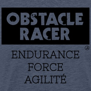 Obstacle racer 2 - T-shirt Premium Homme