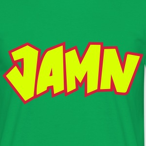 Jammin' JAMN in the name of the Lord - Männer T-Shirt