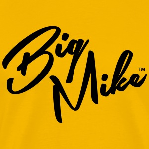 BIG MIKE - Männer Premium T-Shirt
