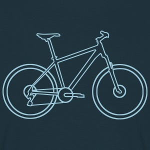 Hardtail T-Shirts - Men's T-Shirt
