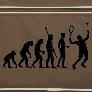 evolution_tennis_b_1c Tassen - Retro-tas