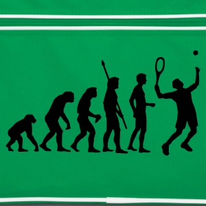 evolution_tennis_b_1c Borse - Borsa retrò