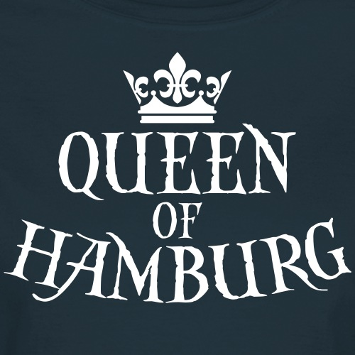 42 Queen of Hamburg Krone Kiez Königin