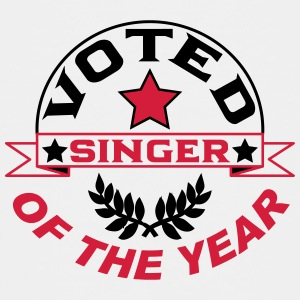 Voted singer of the year Shirts - Teenage Premium T-Shirt