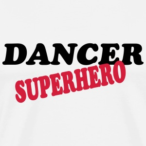 Dancer superhero T-Shirts - Men's Premium T-Shirt