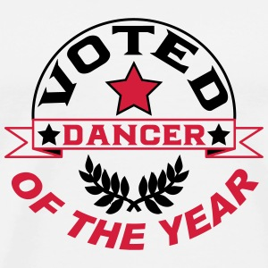 Voted dancer of the year T-Shirts - Men's Premium T-Shirt