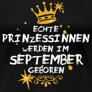 September T-Shirts - Frauen Premium T-Shirt