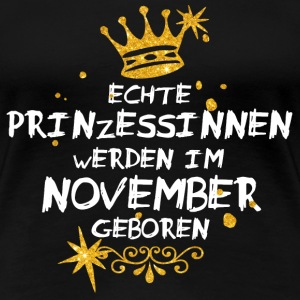 November T-Shirts - Frauen Premium T-Shirt