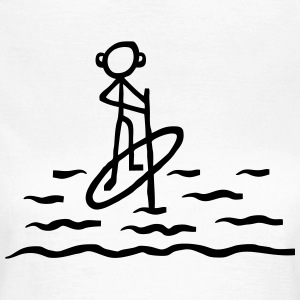 Paddling SUP T-Shirts - Frauen T-Shirt