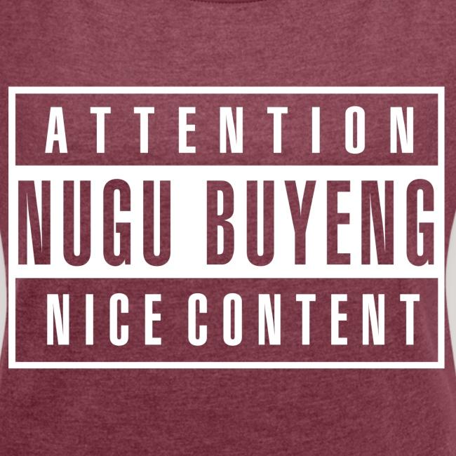 Nice Content - Nugu Buyeng [Many Colors]