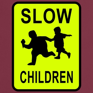 Slow Children Delantales - Delantal de cocina