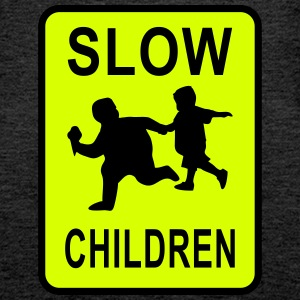 Slow Children Tops - Camiseta de tirantes premium mujer