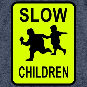 Slow Children Shirts - Kinderen Premium T-shirt