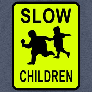 Slow Children Shirts - Teenage Premium T-Shirt