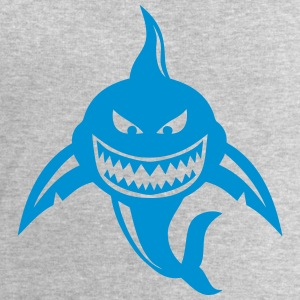 Shark drawing fierce tooth 145 Hoodies & Sweatshirts - Men's Sweatshirt by Stanley & Stella