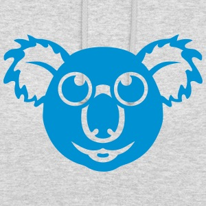 koala dessin enfant 1612 Sweat-shirts - Sweat-shirt à capuche unisexe