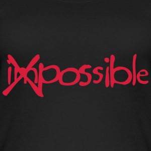 Impossible cross bar Tops - Women's Organic Tank Top