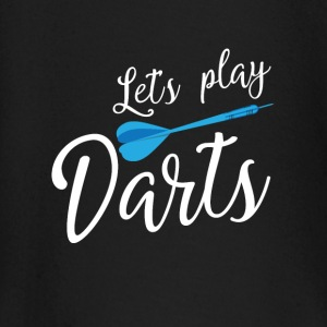 Darts games Baby Long Sleeve Shirts - Baby Long Sleeve T-Shirt