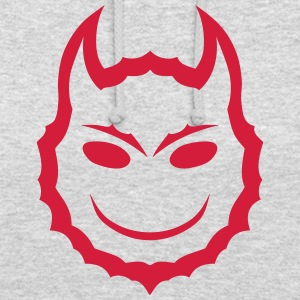 diable demon 16124 Sweat-shirts - Sweat-shirt à capuche unisexe