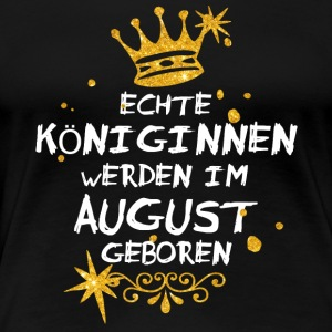 August - Frauen Premium T-Shirt