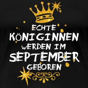 September - Frauen Premium T-Shirt