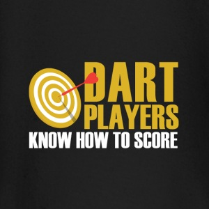 Darts player Baby Long Sleeve Shirts - Baby Long Sleeve T-Shirt