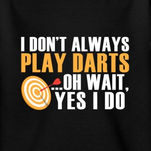 Dart Darts Shirts - Teenage T-shirt