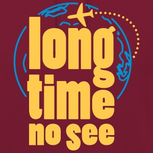 Long time no see Pullover & Hoodies - Unisex Hoodie