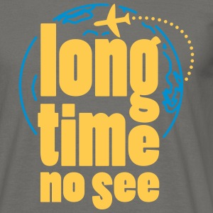 Long time no see Tee shirts - T-shirt Homme