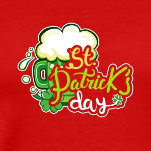 St Patricks Day Beer - Männer Premium T-Shirt