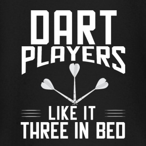 set of 3 darts Baby Long Sleeve Shirts - Baby Long Sleeve T-Shirt