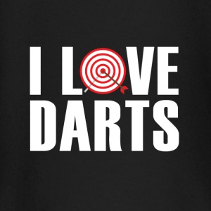 Love Darts Baby Long Sleeve Shirts - Baby Long Sleeve T-Shirt