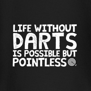 Life without darts Baby Long Sleeve Shirts - Baby Long Sleeve T-Shirt