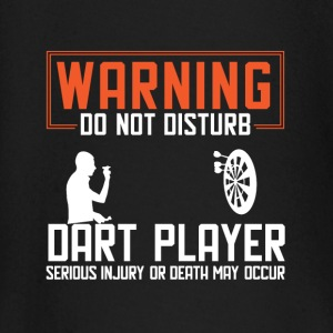 Warning darts Baby Long Sleeve Shirts - Baby Long Sleeve T-Shirt