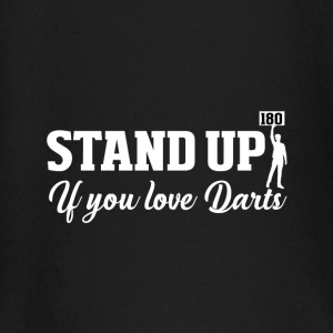 Stand up Dart Baby Long Sleeve Shirts - Baby Long Sleeve T-Shirt